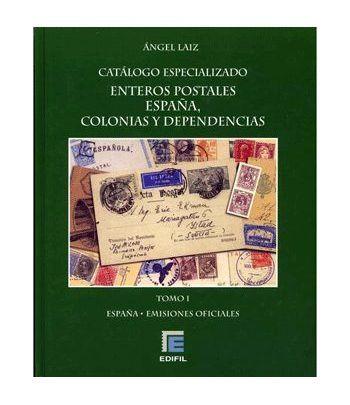 EDIFIL Especializado Enteros Postales España, Colonias y Depend.  - 2