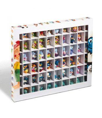 LEUCHTTURM Caja coleccionismo Surprise 60 figuras pequeñas  - 1