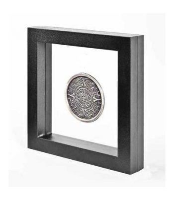 Lindner Marco para objetos NIMBUS 150x150 Diseño negro.  - 1