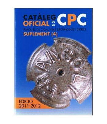 Suplemento Catálogo Placas de Cava 4. Oficial CPC 2011-2012 Catalogos Cava - 2