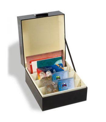 LEUCHTTURM Caja archivadora LOGIK 220 x 168 mm.  - 1