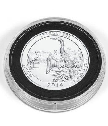 LEUCHTTURM Capsulas grandes CAPS XL 53-101 mm. (1). Capsulas Monedas - 1