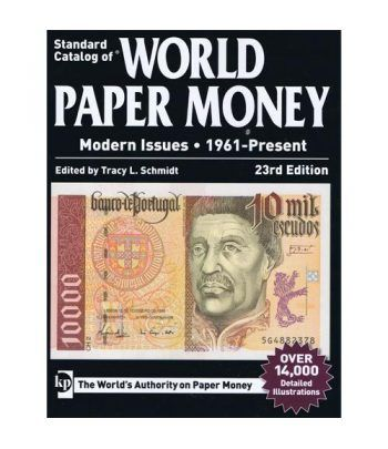 Catalogo billetes mundial WORLD PAPER desde 1961. Edicion 23. Catalogos Billetes - 2