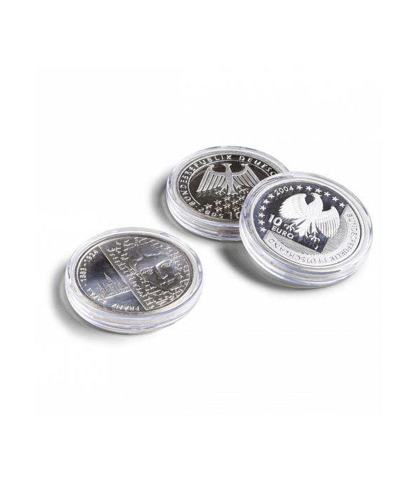 LEUCHTTURM Capsulas para monedas 33 mm. ULTRA (10). Capsulas Monedas - 2