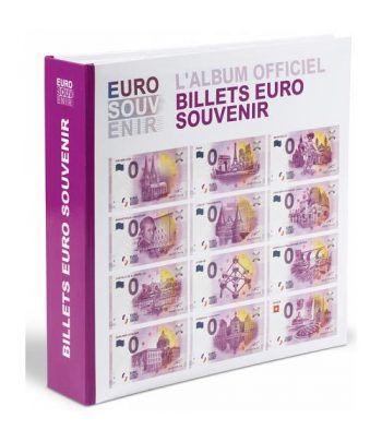 LEUCHTTURM Álbum para billetes Euro Souvenir Album billetes - 1