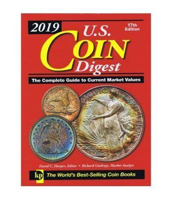 Catálogo de Monedas U.S. Coins Digest. Edición 17. Catalogos Monedas - 2