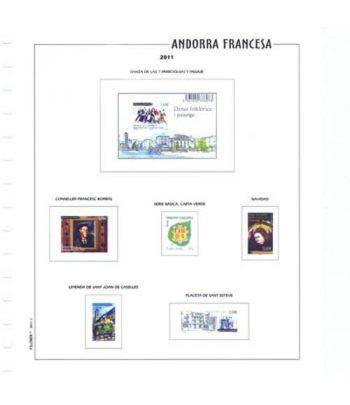 FILOBER Color Andorra Fr. 2018 sin montar Hojas FILOBER Color - 2