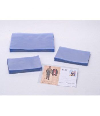 Bolsa cristal 21,7 x 30,5 Documentos DIN A4 (100) Bolsas archivo - 2