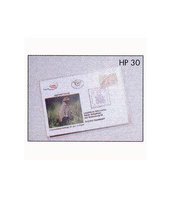 LEUCHTTURM Funda (170 x 120) Sobres Entero Postales. 50 unidades Bolsas archivo - 2