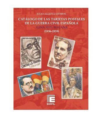 EDIFIL Tarjetas Postales Guerra Civil Española. Zona Republicana  - 2