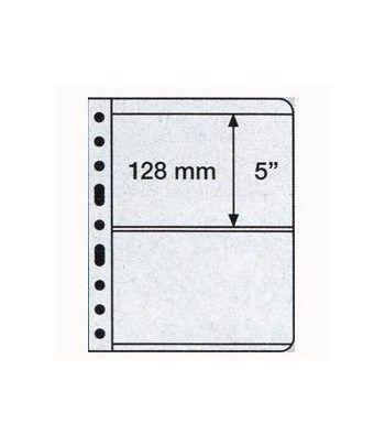 LEUCHTTURM VARIO 5 hojas transparentes con 2 departamentos Album billetes - 2