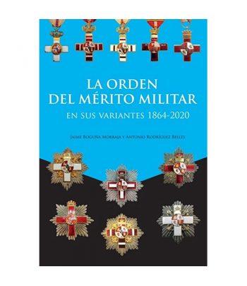 Catálogo La Orden del Mérito Militar en sus variantes  - 1