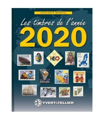 Catálogo Novedades Mundiales YVERT ET TELLIER 2020.  - 2