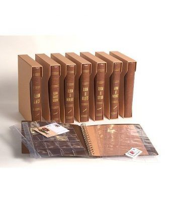 FILOBER UNIVERSAL Hoja transparente 9 dep. (Calendarios) Album varios - 2