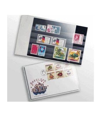LEUCHTTURM Funda (210 x 148) Fichas A5 (50 unidades) Bolsas archivo - 2