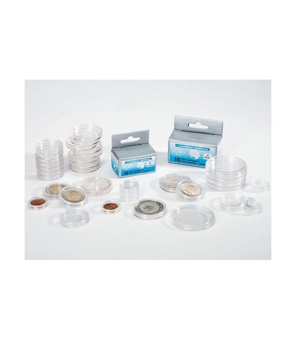 LEUCHTTURM Capsulas para monedas 45 mm. (10 unidades) Capsulas Monedas - 2