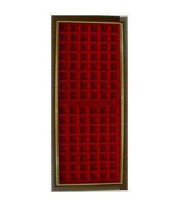 Filober vitrina para 96 placas de cava  - 2