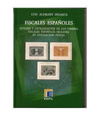 Fiscales Españoles (estudio y catalogación) biblioteca - 2