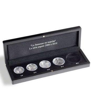 "LEUCHTTURM Estuche para monedas ""Euros Or et Argent"". Estuche Monedas - 2"