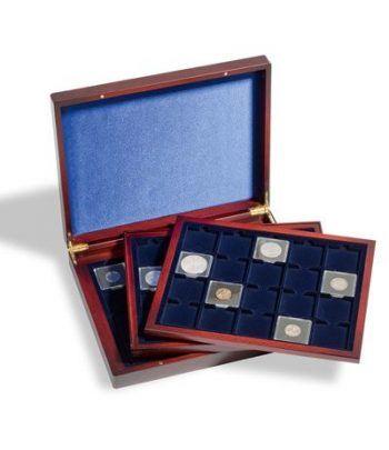 LEUCHTTURM Capsulas QUADRUM 25mm. (10) Capsulas Monedas - 6