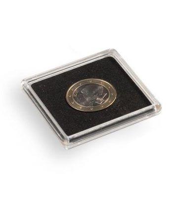 LEUCHTTURM Capsulas QUADRUM 25mm. (10) Capsulas Monedas - 1