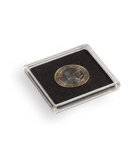 LEUCHTTURM Capsulas QUADRUM 40mm. (10) . Estuche Monedas - 1