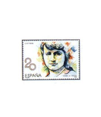 2989 Mujeres famosas españolas. María de Maeztu  - 2