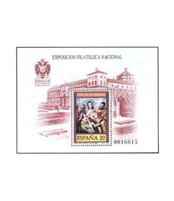 3012 Exposición Filatélica Nacional EXFILNA'89  - 2
