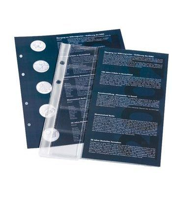 LEUCHTTURM VISTA Album monedas Alemania 10 Euros (I)  - 2