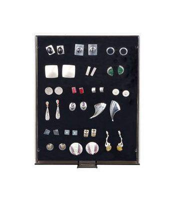LINDNER Bandeja de colección para pins, medallas y joyería  - 2