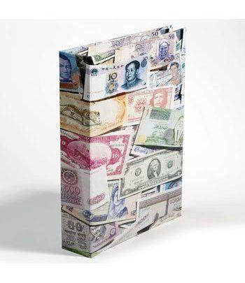LEUCHTTURM VARIO álbum para 300 billetes de Banco. Album billetes - 1