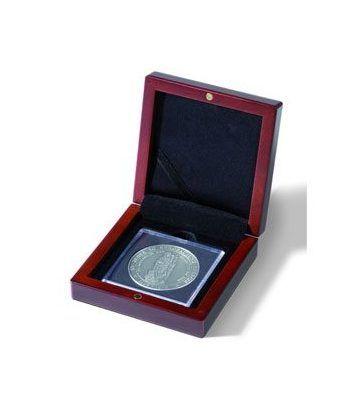 LEUCHTTURM Estuche de Madera VOLTERRA para 1 QUADRUM XL Estuche Monedas - 2