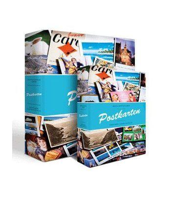 LEUCHTTURM Album para postales, 6 divisiones para 600 postales. Album postales - 2