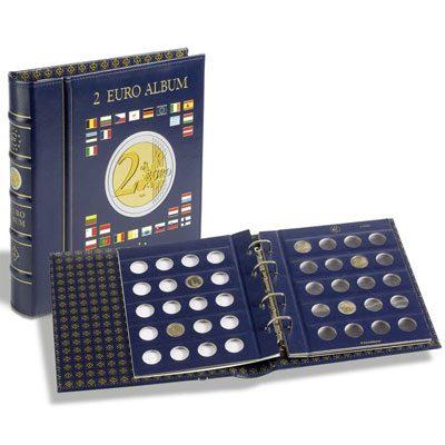 Album LEUCHTTURM para monedas de 2 euro